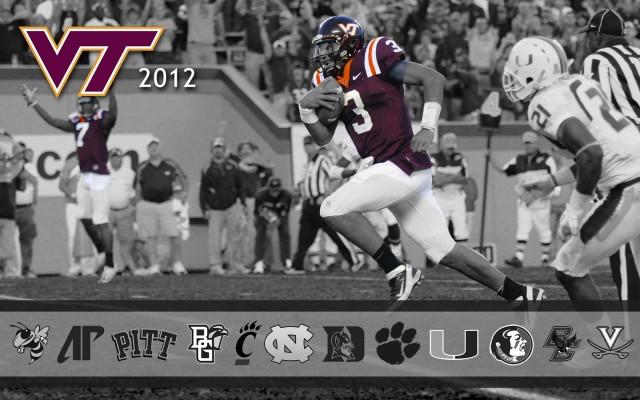 Virginia Tech 2012 Football Season Wallpapers Hokie Journal